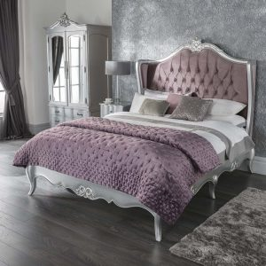 Tempat Tidur Duco Silver French Style