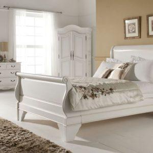 Set Kamar Tidur Duco Putih Bagong