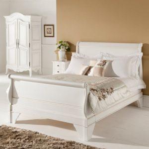 Tempat Tidur Duco Putih Bagong