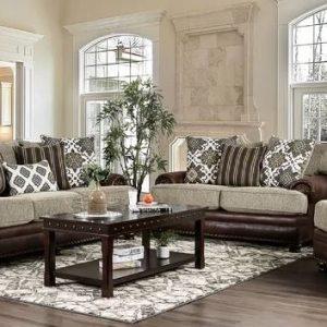 Sofa Tamu Klasik Minimalis Amerika