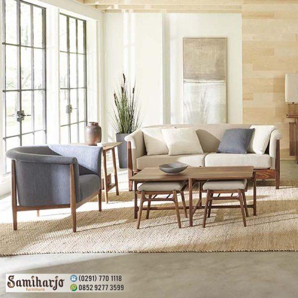 Kursi Sofa Minimalis Modern Glory
