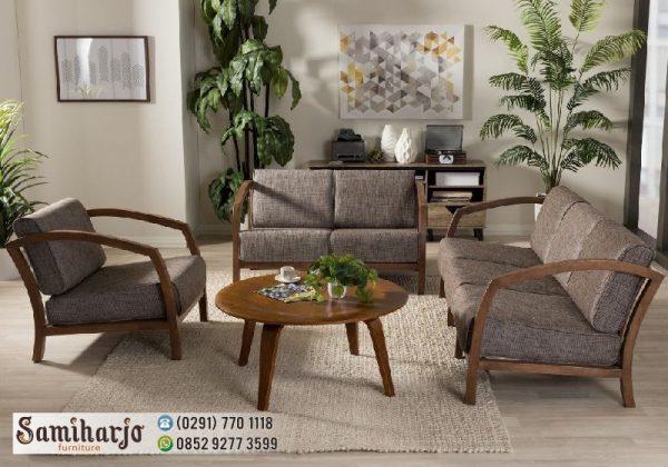 Set Sofa tamu Spot Kayu Jati